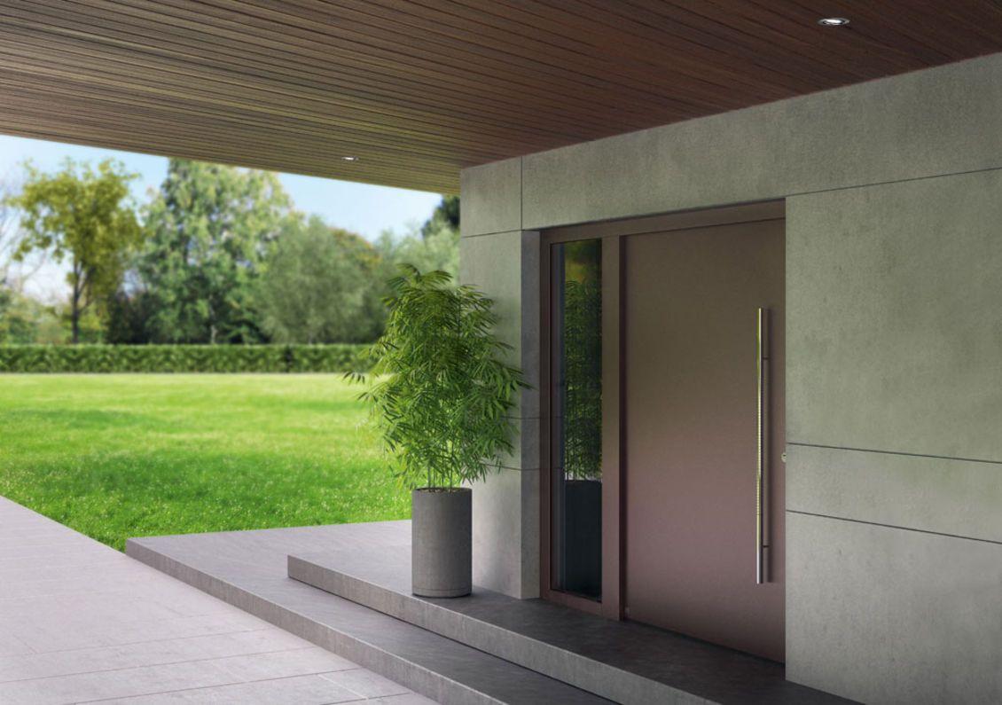 Puertas de garaje puertas de entrada a - Puertas vivienda ...